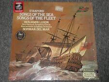 Stanford~Songs Of The Sea~Benjamin Luxon~Norman Del Mar~German IMPORT~FAST SHIP!