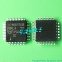 SC16C650B SC16C6508 SC16C65OB QFP48 Philips new original codec IC