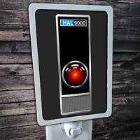 2001 Space Odyssey HAL9000 Night Light