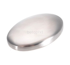 Stainless Steel Soap Remover Kitchen Bar Hand Odour Eliminating Smell Easy FR