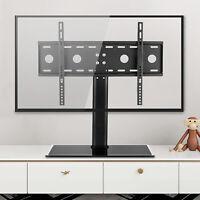 "Universal Tabletop TV Stand Base Vesa Pedestal Mount for Flat LCD LED 26""-75"""