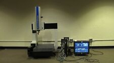 Brown Amp Sharpe Microval Manual Cmm Coordinate Measuring Machine System