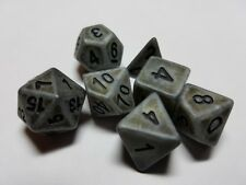 HD Dice Ancient 7 x Polyhedral dice Set Matt Steel D&D RPG