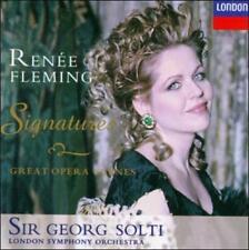 Signatures-Great Opera Scenes (CD, Oct-1997, London)