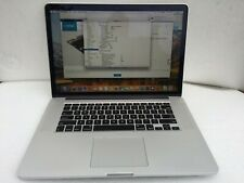 "Apple MacBook Pro 15"" 2.2 GHz Core i7, 16GB Ram, 128GB SSD, Mid 2015 A1398 Used"