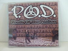 CD 3 titres P.O.D POD Youth of the nation 7567 85249 2