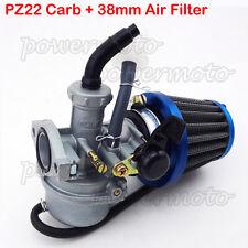 Carburateur filtre à air pour 110cc 125cc atv quad go kart pit pro dirt trail bikes