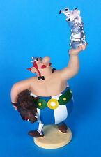 RARE FIGURINE OBELIX  REVIENT DE LA CHASSE PLASTOY Neuf  ALBERT RENE asterix