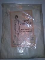 Vintage Sears Roebuck Ladies Tailored Built Up Slip Sz Xl 50 100% Cotton Nos New