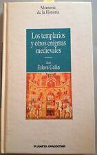 Los Templarios Y Otros Enigmas Medievales - Juan Eslava Galán (1995)