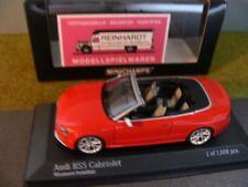 1/43 Minichamps Audi RS5 Cabriolet 2012 rot perleffekt