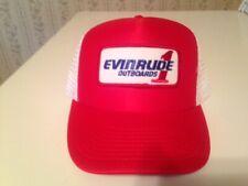 INRUDE OUTBOARD MOTORS HAT CAP