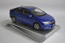 Honda City car model in scale 1:18 Blue