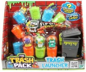 Giochi Preziosi: Trash Pack - Lancia pattumeros