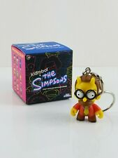 Devil Ned Flanders- The Simpsons CRAP-TACULAR Zipper Pull / Keychain Series