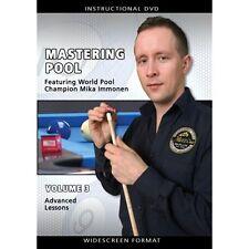 Mastering Pool Volume 3 - Mika Immonen - Billiards Training DVD