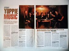COUPURE DE PRESSE-CLIPPING :  EDGUY [3pages] 04/2004 Tobias Sammet,Hellfire Club