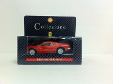 Shell Gasoline Collezione Ferrari Dino 1/43 Argentina - NEW IN BOX!!