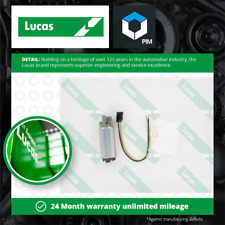 Fuel Pump fits NISSAN MICRA K11 1.0 In tank 92 to 00 CG10DE Lucas Quality New