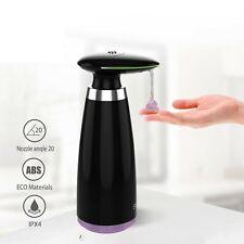 Botellas Dispensador de jabón automático Touchless movimiento por infrarrojos kits de líquido de baño