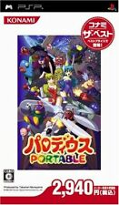 UsedGame PSP Parodius Portable the best [Japan Import] FreeShipping