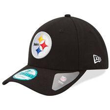 Pittsburgh Steelers Cap  NFL Football Cap Kappe New Era 9forty Klettverschluss