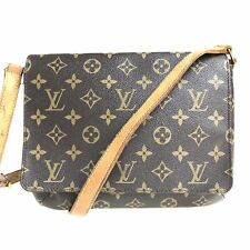Louis Vuitton Monogram Musette Tango shoulder bag M51257 Used 555-9