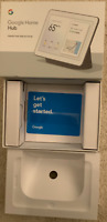 Google Home Hub Smart Assistant BOX ONLY with manual/inserts • FREE SHIPPING