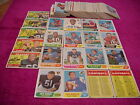 Topps Football Card Set 1968 ( Griese Rookie)