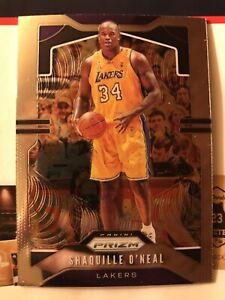 2019-20 Panini Prizm Basketball #11 Shaquille O'Neal Base