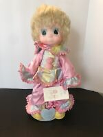 "Precious Moments Doll 15"" Tall ""Happiness is the Lord"""