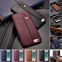 Handy Hülle Samsung Galaxy Schutz Tasche TPU Silikon Case mit Stand Cover Bumper