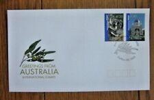 AUSTRALIA  KOALA BEARS GREETINGS FROM AUSTRALIA SET 2006 FDC