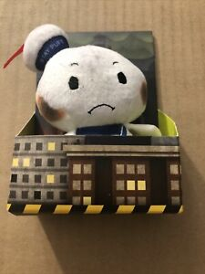 ** NEW ** Itty Bittys Ghostbusters Stay Puft Marshmallow Man 2019 SDCC