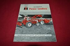 International Harvester Power Loader Dealer's Brochure BWPA