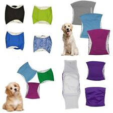 New Male Dog Puppy Pet Nappy Diaper Belly Wrap Band Sanitary Pants Underpants