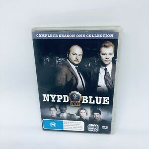 NYPD BLUE Complete Season One DVD R4 TV Show Very Good Condition FREE SHIPPING