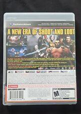PS3 Borderlands 2 (Sony PlayStation 3, 2012)