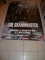 AFFICHE THE GRANDMASTER 4x6 ft Bus Shelter Movie Poster Original 2013