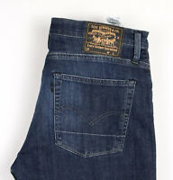 Levi's Strauss & Co Hommes 777 Droit Jambe Slim Jean Taille W34 L32 APZ748