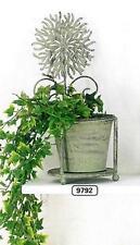 """Hoff Interieur 9792 Pflanztopf einzeln """"Hortus"""" 35 x 15 cm Blume"""