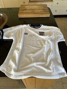 umbro england football shirt
