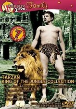 Tarzan, King of the Jungle Collection (DVD, 2006, 2-disc) VERY RARE    NEW
