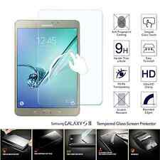 100%Genuine LCD Tempered Glass Screen Protector For Samsung Tab S2 9.7 T810 T815