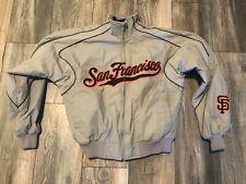 San Francisco Giants Majestic Team Jacket Women's Large