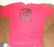 "Men's CHE GUEVARA Red T Shirt ""GUEVARA OATMEAL REVOLUTION"" Parody, Funny Shirt"