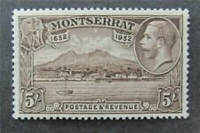 nystamps British Montserrat Stamp # 84 Mint OG H $115