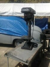 Delta Drill Press with stand used condition