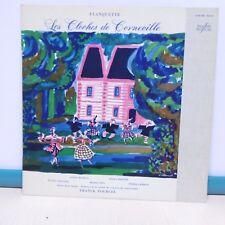 """33 tours LES CLOCHES CORNEVILLE Disque LP 12"""" PLANQUETTE POURCEL - PATHE 30.191"""