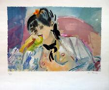 André PLANSON (1898-1981) Lithographie Signée Fauvisme Fauviste Fauvism Fauvist